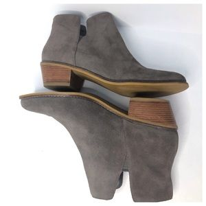 Cole Haan Shoes - COLE HAAN Women's Suede Abbot Ankle Boot 8.5B